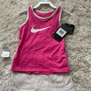 Nike Tank Top skort set